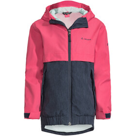 VAUDE Hylax 2 Layer Jacket Kids bright pink
